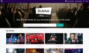 StubHub新加坡:购买和出售全球活动门票