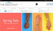 英国最大的手表网站:The Watch Hut