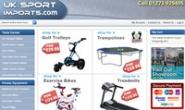 英国体育器材进口商店:UK Sport Imports