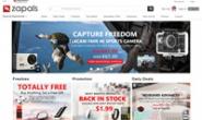 全球性的在线购物网站:Zapals