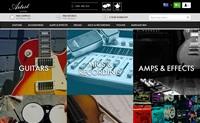 澳大利亚吉他在线:Artist Guitars