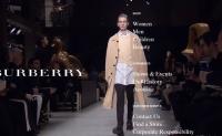 Burberry英国官网:英国标志性奢侈品牌