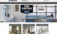美国在线厨房和浴室商店:eFaucets