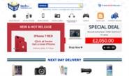 英国电子产品购物网站:Tech in the basket