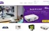 明基欧洲在线商店:BenQ Europe