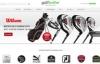 英国领先的在线高尔夫商店:GolfOnline