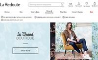 La Redoute英国官网:法国时尚品牌