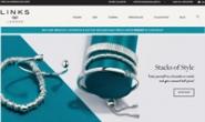 Links of London官方网站:英国标志性的珠宝品牌