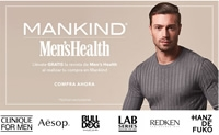 Mankind西班牙男士护肤品网站:购买皮肤护理、护发和剃须