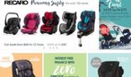 英国汽车座椅和婴儿车购物网站:Uber Kids
