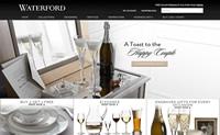 Waterford美国官网:爱尔兰水晶制品品牌