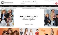 国际奢侈品品牌童装购物网站:Designer Childrenswear