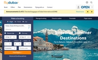 迪拜航空官方网站:flydubai