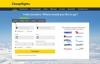 全球航班旅行搜索网站:Cheapflights