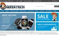 荷兰电子产品购物网站:Geeektech