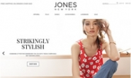 Jones New York官方商店:美国现代成熟女性服装品牌