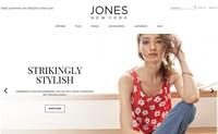 Jones New York官方商店:美国现代成熟女性服装品牌