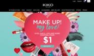 KIKO美国官网:意大利的平价彩妆品牌