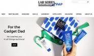 雅诗兰黛旗下专业男士保养领导品牌:Lab Series