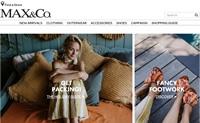 Max&Co官网:意大利年轻女性时尚品牌