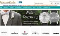 网络领先的运动、服装和潜水手表供应商:Princeton Watches