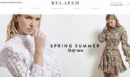 英国小清新女装品牌:Related Apparel