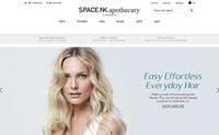 Space NK美国站:英国高端美妆护肤商城