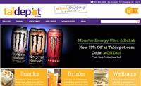 Tal Depot在线杂货店:购买你喜爱的零食和饮料