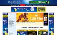伦敦所有西区剧院演出官方票务代理:Theatre Tickets Direct