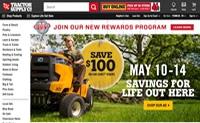 美国最大的农村生活方式零售商店:拖拉机供应公司