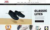 Vans(范斯)德国官网:美国南加州的原创极限运动潮牌