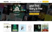 拥有超过10万本有声读物:eStories