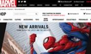 漫威玩具服装及周边商品官方购物网站:Marvel Shop