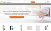 宠物门:Pet Doors