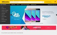 巴西图书和电子产品购物网站:Saraiva