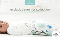aden + anais官方网站:婴儿襁褓、毯子、尿布和服装