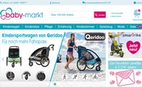 德国baby-markt婴儿用品瑞士网站:baby-markt.ch
