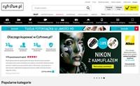 波兰数码相机及配件网上商店: Cyfrowe.pl