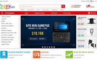 西班牙电子产品购物网站:igogo.es