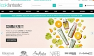 Lookfantastic德国官网:英国知名美妆购物网站