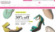 Aerosoles爱柔仕官网:美国舒软女鞋品牌