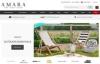 Amara美国站:英国高端家居礼品网站,世界各地的奢侈家具品牌