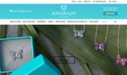 美国在线手工银首饰店:Amorium