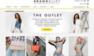 BrandAlley英国:法国折扣奢侈品网上零售商