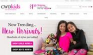 美国可爱得体的儿童服装网站:CWDkids