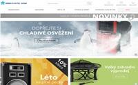 捷克电器和DJ设备网上商店:Electronic-star