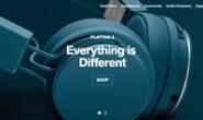 瑞典时尚耳机品牌:Urbanears