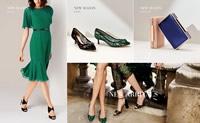 英国一线时装品牌:L.K.Bennett