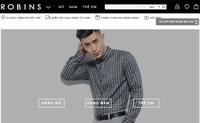 越南时尚购物网站:ROBINS