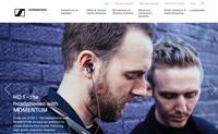 森海塞尔美国官网:Sennheiser耳机与耳麦